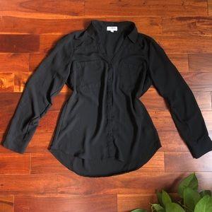 Express The Portofino Shirt Black